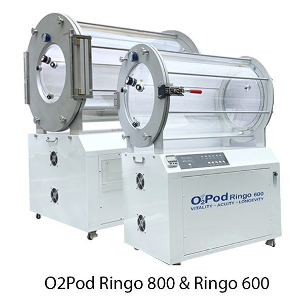 Veterinary hyperbaric oxygen therapy chamber
