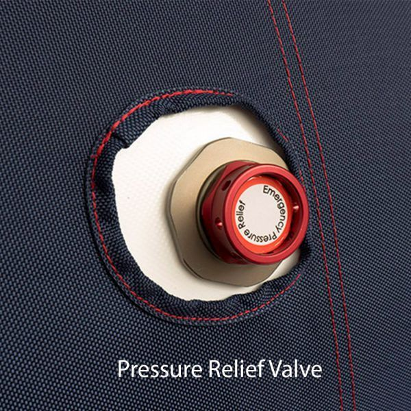 pressure in hyperbaric oxygen therapy chamber