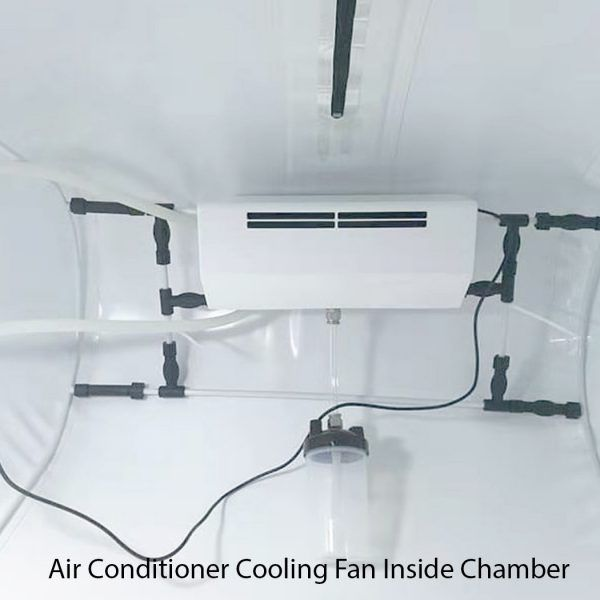 Air Conditioner hyperbaric chamber